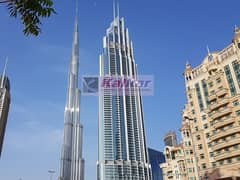 Investors -Deal!!!Bright, Elegant and Luxury 2 Bedroom @ Burj  Khalifa with fountain view AED. 3,347,000/-
