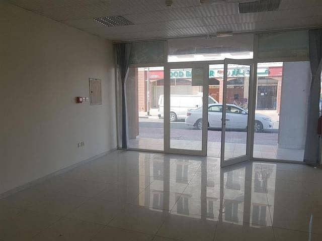10 SHOP IS AVAILABLE FOR RENT IN FRANCE CLUSTER - INTERNATIONAL CITY - 24000/-