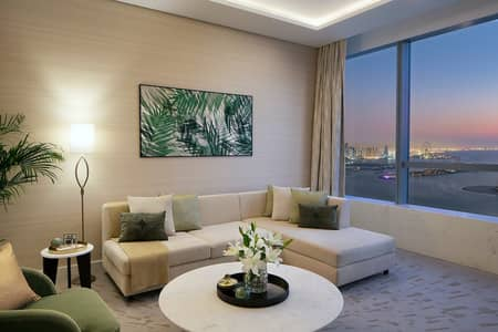 2 Bedroom Flat for Sale in Palm Jumeirah, Dubai - 7 YEARS PAYMENT PLAN I HEART OF PALM JUMEIRAH I TOP QUALITY FURNISHED 2BR APT IN THE HEART OF PALM JUMEIRAH