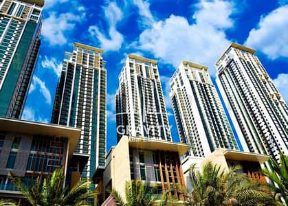 2 Bedroom Flat for Sale in Al Reem Island, Abu Dhabi - Vibrant 2BR w/ panoramic view Al Maha Tower