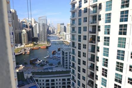 شقة 2 غرفة نوم للايجار في دبي مارينا، دبي - Spacious 2 Bed l Partial Marina View l Mid Floor
