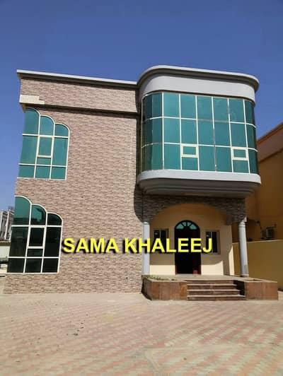 5 Bedroom Villa for Rent in Al Mowaihat, Ajman - villa for rent near to road