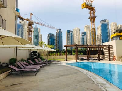 EXTREMELY WELL KEPT  2STEPS TO METRO  FULLY FURNISHED 2BED IN MARINA