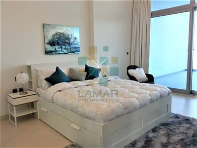 Cozy 1B/R  with huge terrace and stunning sea view