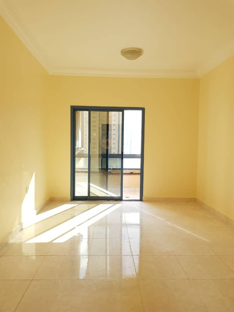 30 Days Free * Nice 1Bhk with Balcony ,Easy Exit To Dubai