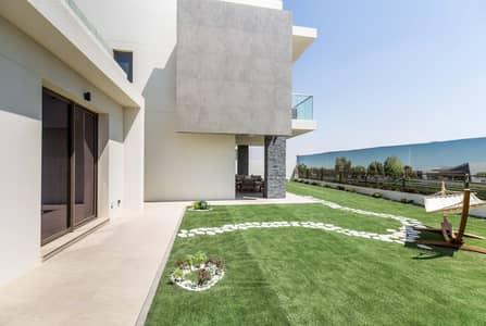ارض سكنية  للبيع في جزيرة ياس، أبوظبي - Rare I Premium waterfront plot I Design your home