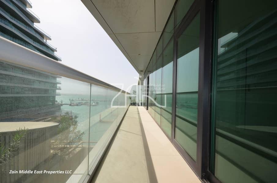 2 Amazing View! 1 BR Apt with Balcony & Appliances