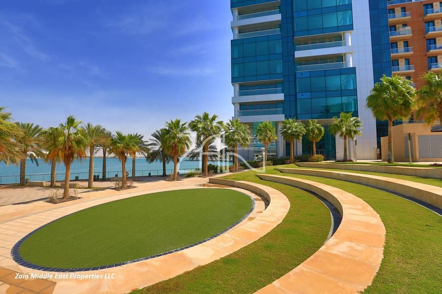 12 Amazing View! 1 BR Apt with Balcony & Appliances