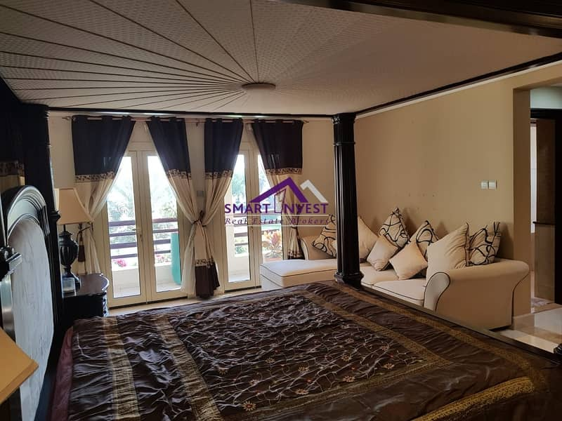 Upgraded 4 BR Villa for sale in Meadows for 6.9M