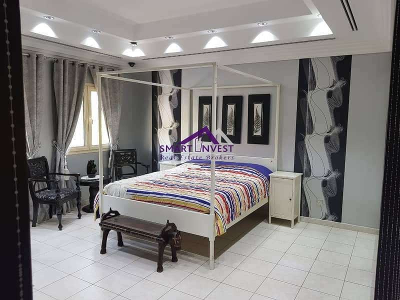 2 Upgraded 4 BR Villa for sale in Meadows for 6.9M