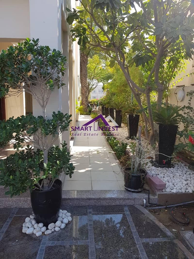 30 Upgraded 4 BR Villa for sale in Meadows for 6.9M