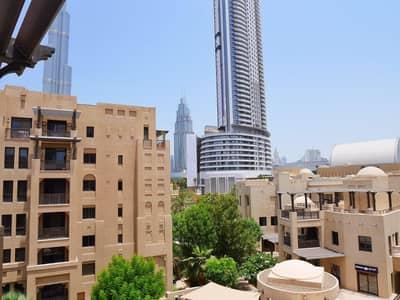 فلیٹ 2 غرفة نوم للايجار في المدينة القديمة، دبي - 2Bed+Study | Al Manzil Dist | Bright