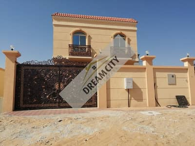 5 Bedroom Villa for Rent in Al Yasmeen, Ajman - For rent first villa with air conditioners