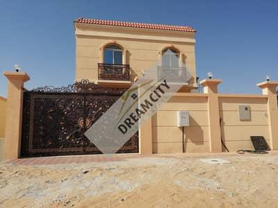 فیلا 5 غرف نوم للايجار في الياسمين، عجمان - للايجار فيلا اول ساكن مع المكيفات