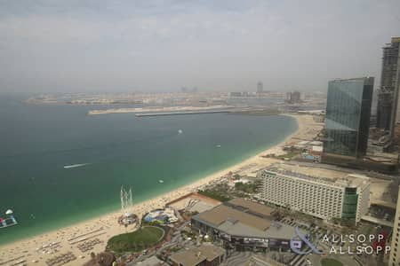 2 Bedroom Penthouse for Rent in Jumeirah Beach Residence (JBR), Dubai - Fully Upgraded | 2 Floor Duplex | Sea View