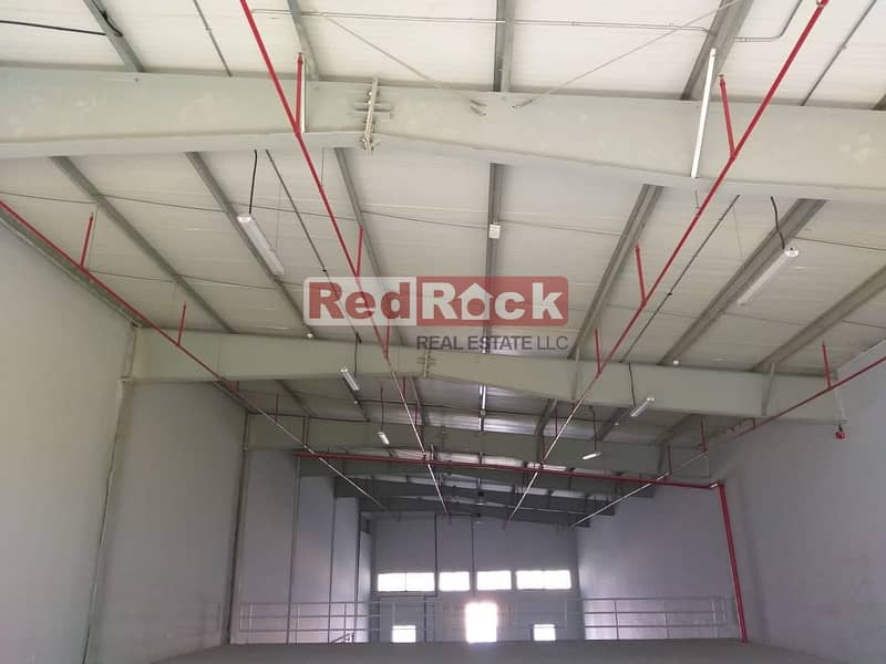 18 Tax Free! Warehouse For Rent In Nad Al Hamar
