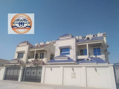 New villa, six rooms, modern design, sophisticated finishing, with bank financing