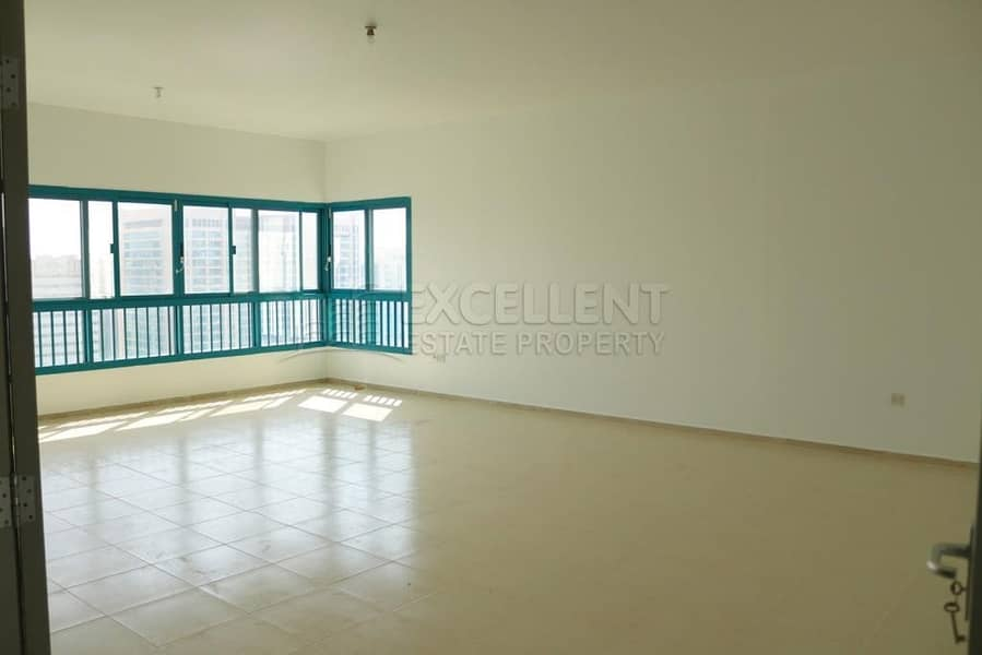 1 Superb 4H Apt| Maids Room| Balcony| City View