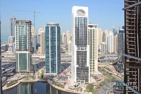 3 Bedroom Flat for Rent in Jumeirah Lake Towers (JLT), Dubai - Magnificent Lake Views  | Spacious 3 Bed