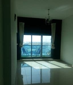 1 Bedroom Flat for Rent in Dubai Sports City, Dubai - ONE BEDROOM WITH BALCONY FOR RENT | BERMUDA VIEWS | 40K ONLY