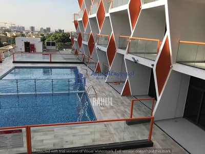 2 Bedroom Apartment for Rent in Dubai Silicon Oasis, Dubai - Luxury Two Bedroom 63K 1Month free Pool View