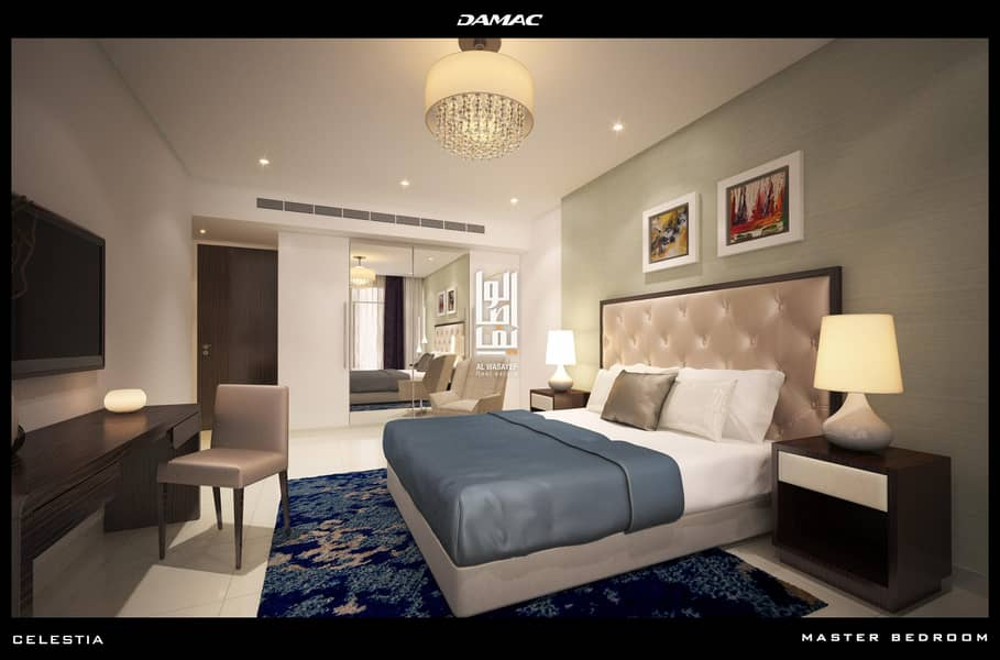 11 Own luxury apartment in sharjah at reasonable price