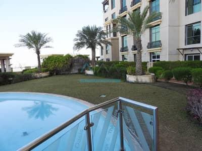 Studio for Rent in Dubai Silicon Oasis, Dubai - X-Large Chiller Free Upgraded Studio w. Balcony at 35