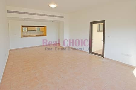 Vacant 3br with maids room | 12 chqs | Family Community