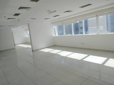 Ready Chiller free 980sqft office with partitions en-suit pantry and toilet 75k
