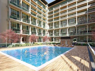 فلیٹ 1 غرفة نوم للبيع في مدينة مصدر، أبوظبي - شقة رائعة بغرفة نوم في مدينة مصدرمع إطلالة على الفناء