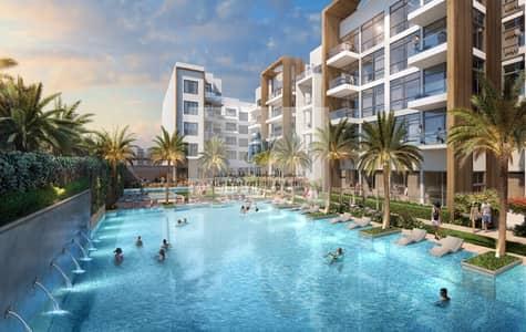 شقة 2 غرفة نوم للبيع في قرية جميرا الدائرية، دبي - 7300 AED monthly payment