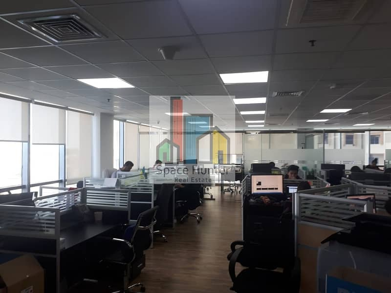 CHILLER FREE | Fully fitted office for rent