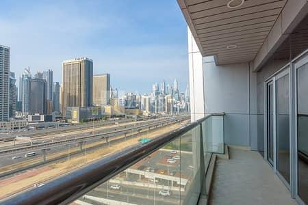 1 Bedroom Flat for Sale in Jumeirah Lake Towers (JLT), Dubai - Full Lake Views | Balcony | Near the Metro