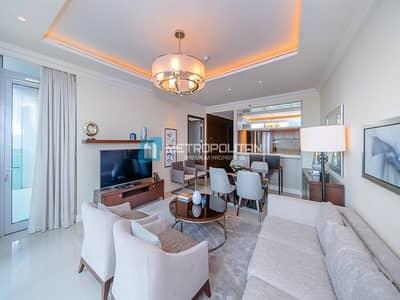شقة 1 غرفة نوم للبيع في وسط مدينة دبي، دبي - Luxurious 1 Bedroom w/  Full Burj & Fountain Views