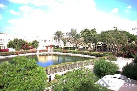 2 Bedroom Villa for Rent in The Springs, Dubai - Lake View | 4E | Available Soon | 2 Beds