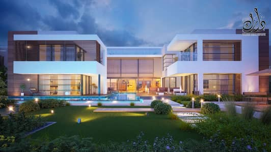 4 BEDROOM VILLA WITH BURJ KHLIFA VIEW.