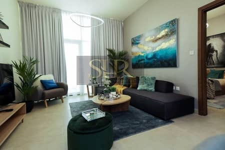 شقة 1 غرفة نوم للبيع في الفرجان، دبي - Luxurious 1 Bedroom starting from AED 640k | Near Metro Line | Al Furjan | ROI 8%
