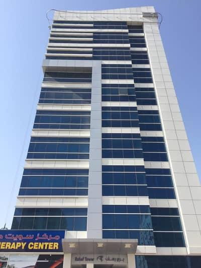 مکتب  للايجار في القصيص، دبي - مکتب في برج رهف القصيص الصناعية 4 القصيص الصناعية القصيص 40000 درهم - 4499060