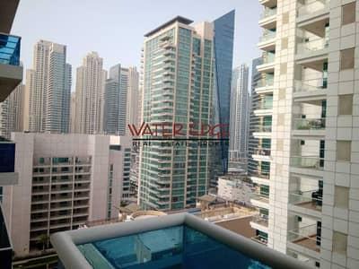 شقة 2 غرفة نوم للايجار في دبي مارينا، دبي - Chiller Free I 2BR I Next to metro