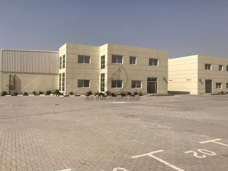 Warehouse with high power for Sale in Dubai Industrial Park
