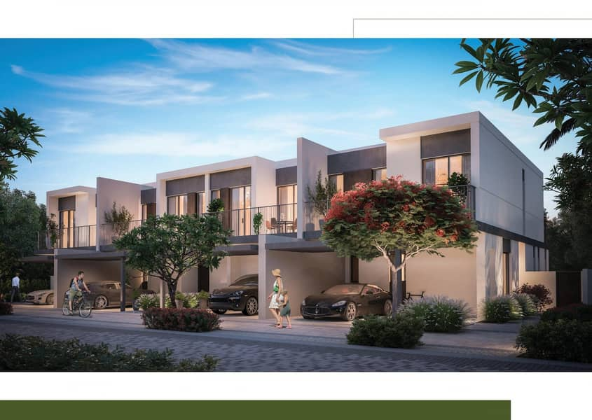 2 own you luxury villa with 6 years payment plan