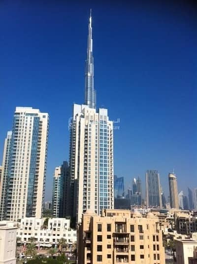 4 Bedroom Penthouse for Rent in Old Town, Dubai - Beautiful and spacious 4 BR + maids with Burj View