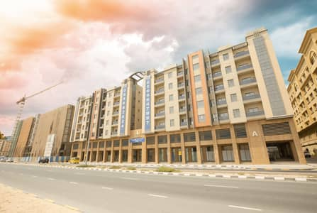 3 Bedroom Apartment for Rent in Muwailih Commercial, Sharjah - Muwailah Square Two with Gym & Pool  ( 1,2 & 3 BR ) By March 2020