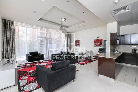 1 Bedroom Apartment for Rent in Palm Jumeirah, Dubai - Well-maintained and Fully Furnished Unit