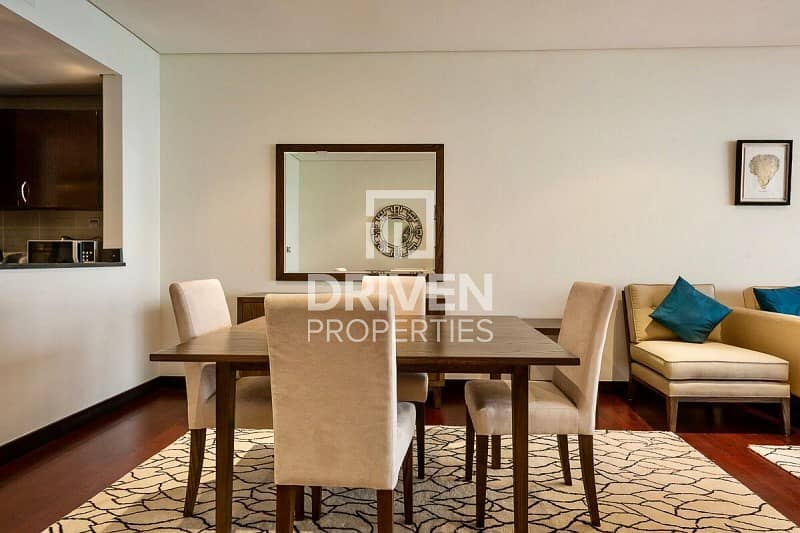 2 Furnished 1 Bed Unit with Full Sea View