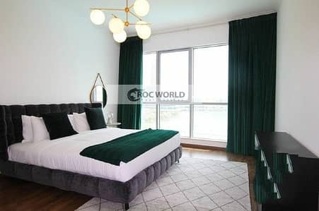 2 Bedroom Flat for Rent in Downtown Dubai, Dubai - Fully Furnished 2 Bedroom + Study with Amazing Full View of Burj Khalifa
