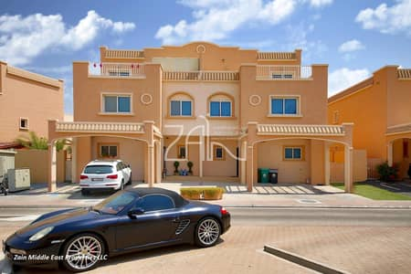 فیلا 5 غرف نوم للبيع في الريف، أبوظبي - Spacious 5 BR Villa with Private Garden and Pool