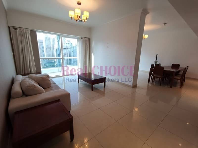 2 Amazing Huge Furnished 2 bed Apart| Marina View