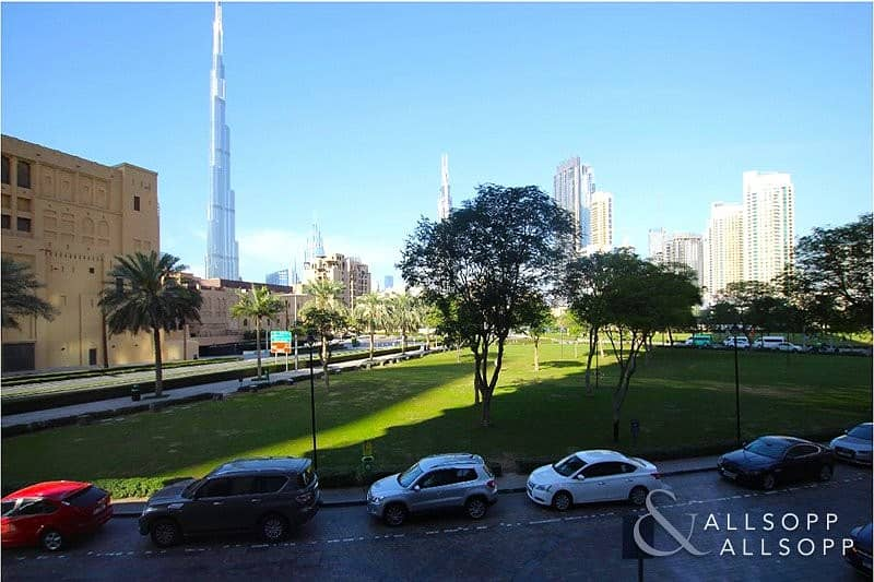2 Bedroom | Burj Khalifia Views | Vacant