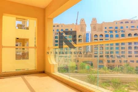 شقة 2 غرفة نوم للايجار في نخلة جميرا، دبي - Park View I Type D I Beach Access Included